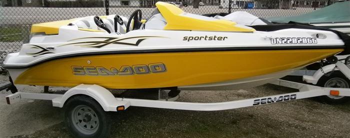 2006 Sea-Doo/BRP Sportster - LONDON