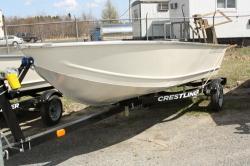 2011 - Crestliner Boats - XCR 1467 CV