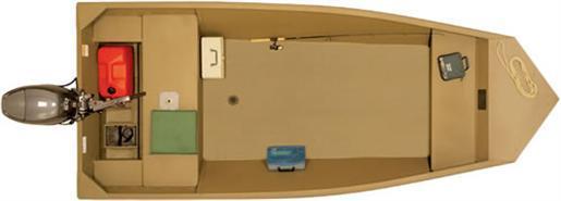 2011 G3 Boats 1448 WOF