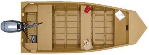 2011 G3 Boats 1448 WSOF
