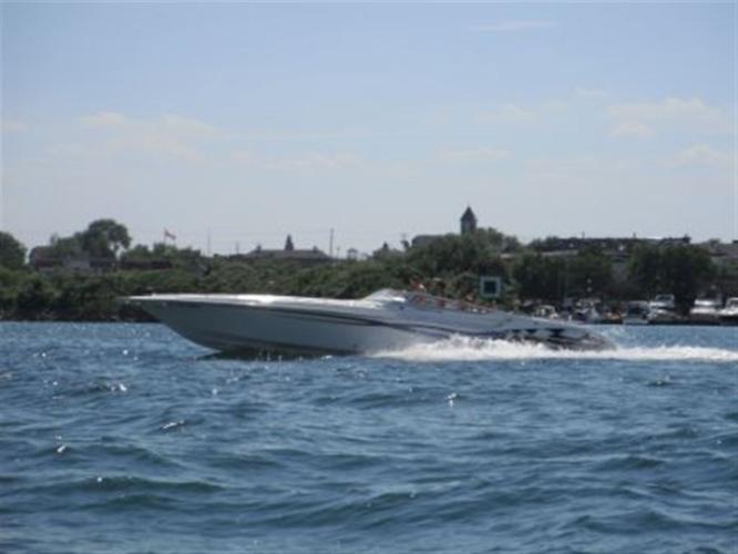 2006 Fountain Powerboats 42 Lightning, $149,000 - Port Severn