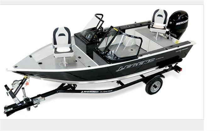 2015 Legend Boats Ltd 15 ALLSPORT - Sorel-Tracy