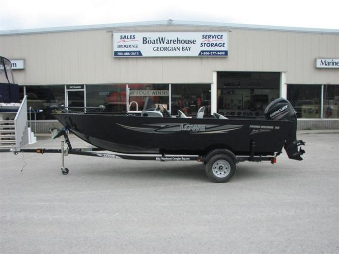 2016 Lowe Boats FM 165SC - Coldwater