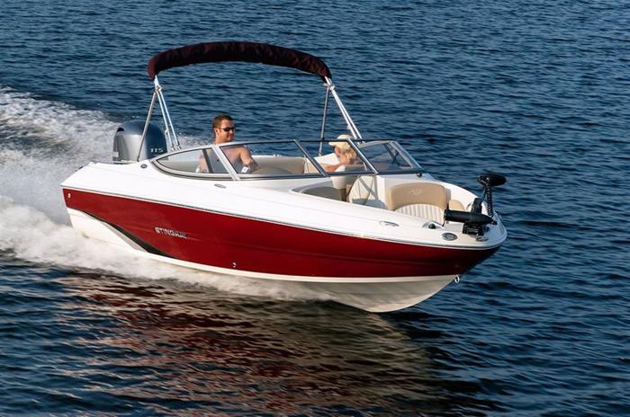 2015 Stingray Boat Co 194LF - Kingston