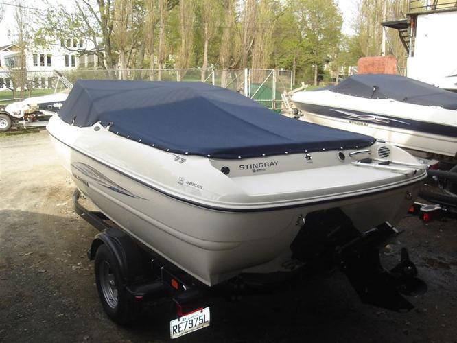 2013 Stingray Boat Co 195 RX - Magog
