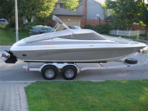 2003 Crownline 225 in Ancaster, Ontario. Tweet. 2003 Crownline 225