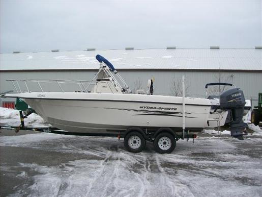 2005 Hydra-Sports 230 CC in Sarnia, Ontario. Tweet. 2005 Hydra-Sports 230 CC