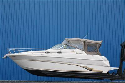 1999 Sea Ray 270 SUNDANCER, $32,995