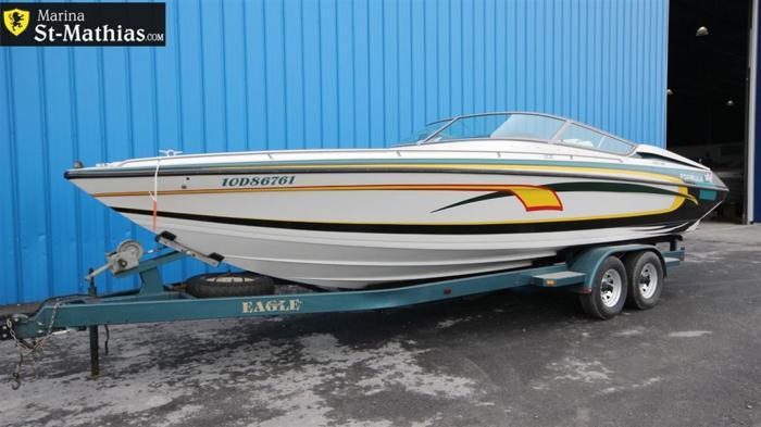 1992 Forester Boats FORMULA 27 - St-Mathias-Sur-Richelieu
