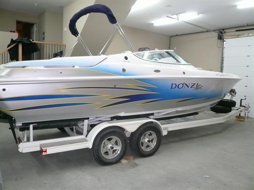 2005 Donzi 28 zx in Ottawa, Ontario