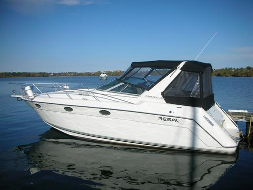 1990 Regal Commodore 320 http://harrowsmith.boatverse.com/powerboats/1990-regal-320-commodore_6051.html