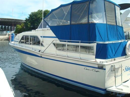 1975 Chris Craft 350 Catalina