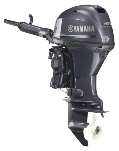 2013 Yamaha F30LA, $6,150 - ELIE
