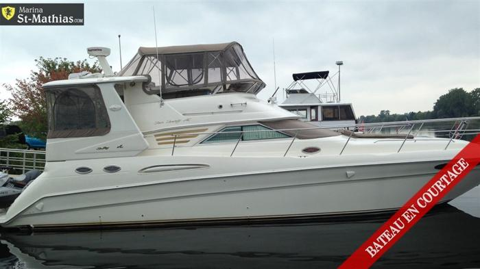 1998 Sea Ray 420 AFT - St-Mathias-Sur-Richelieu