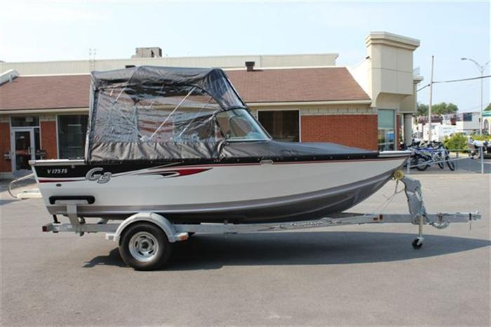 2013 G3 Boats V175FS FISH AND SPORT, $36,999 - ST-JÉRÔME