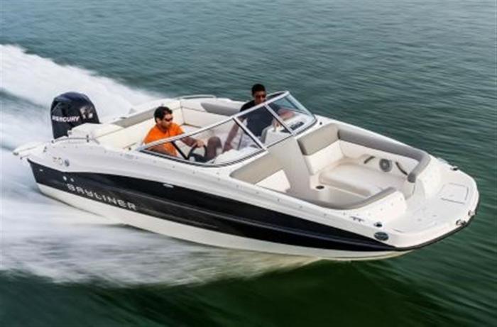 2014 Bayliner 190 Deck Boat - Kingston