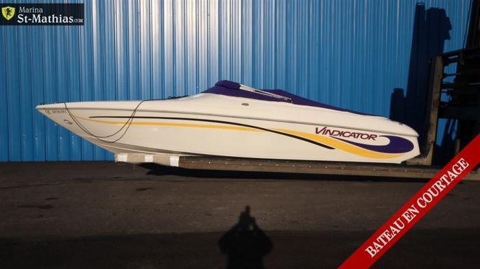 2001 Vindicator/VIP 2400 SPEED BOAT - St-Mathias-Sur-Richelieu