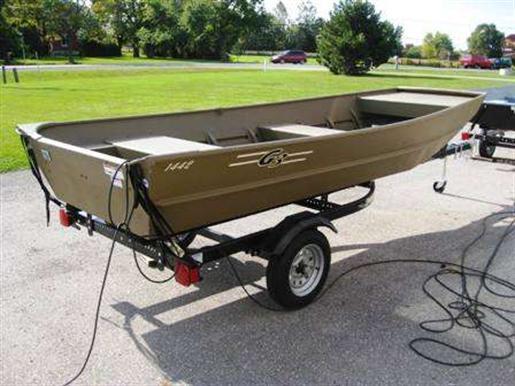 2010 G3 Boats 1442