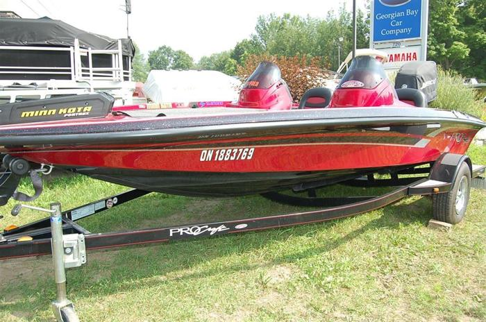 2009 Pro Craft Boats 176, $19,899