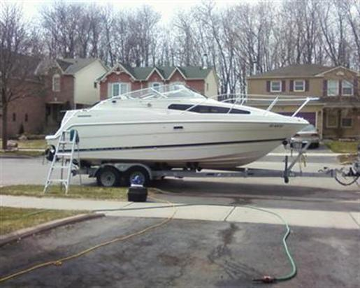 1999 Bayliner 2355 Ciera SE in Courtice, Ontario