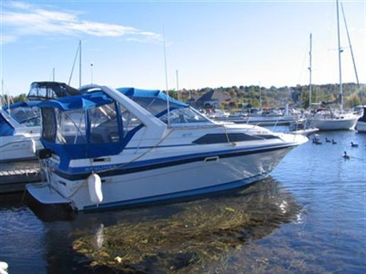 1988 Bayliner 2855 Ciera Sunbridge in Toronto, Ontario