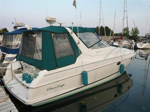 1993 Chris Craft 332