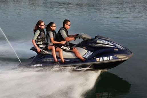 2011 Yamaha FX Cruiser SHO