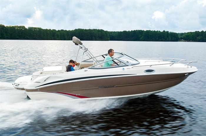 2015 Stingray Boat Co 235CR CUDDY SPORT DECK - Kingston