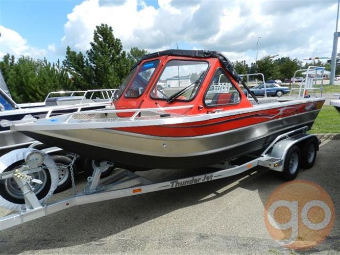 2012 Thunderjet ENVOY Northern Edition BLACK, $49,900