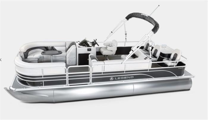 2016 Legend Boats Ltd ENJOY ENTERTAINING - St-Apollinaire