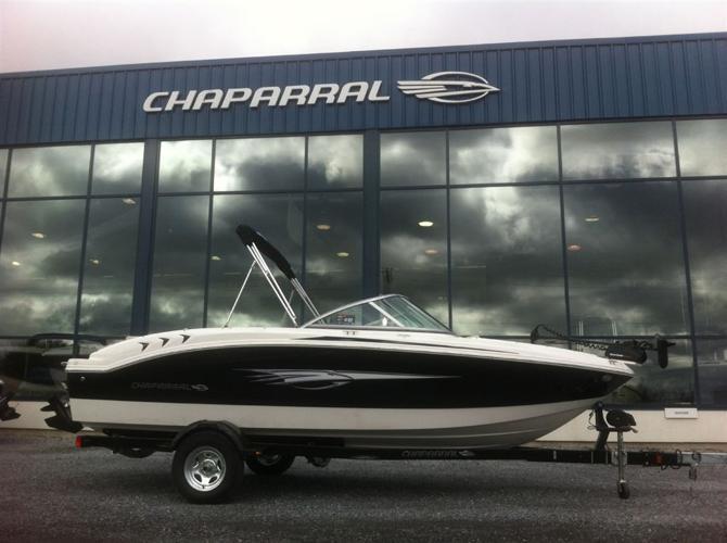 Chaparral H2O 19 Ski & Fish, $32,899