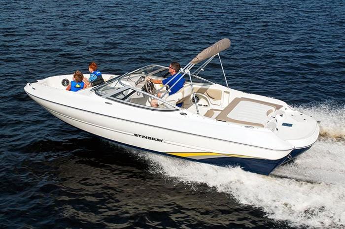2015 Stingray Boat Co 198LF FISH BOAT - Kingston