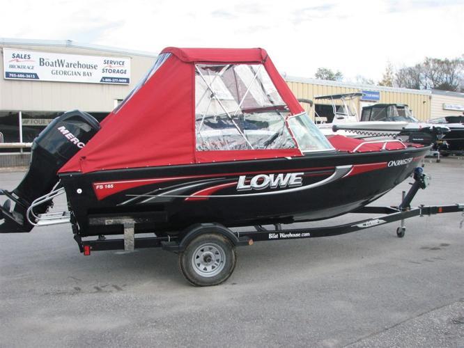 2011 Lowe Boats FS 165, $24,499
