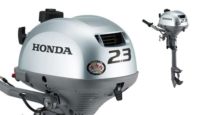 2014 Honda 2.3 hp - Trois-Rivières