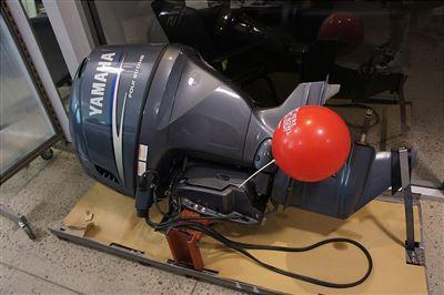 2012 Yamaha 115 HP, $10,980