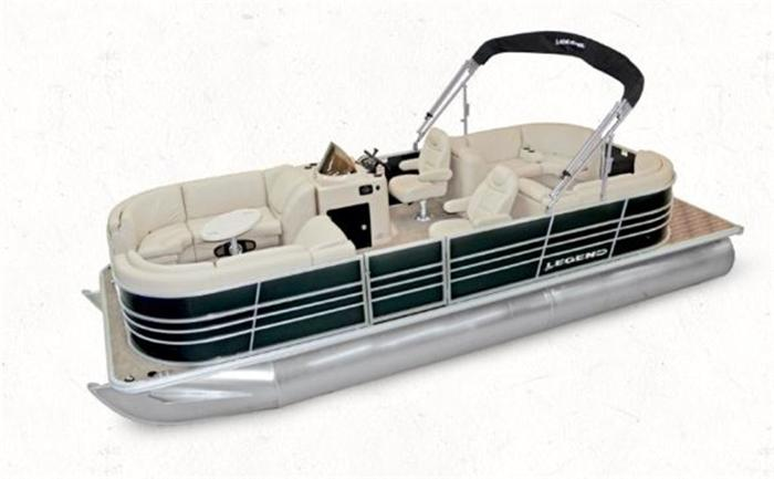 2013 Legend Boats Ltd BAYSHORE LOUNGER $55.00 PER WEEK, $17,999