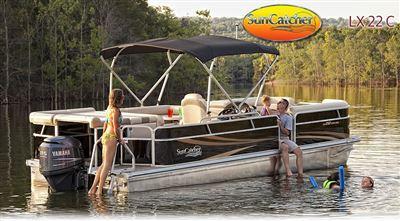 2012 G3 Boats LX22C, $30,594