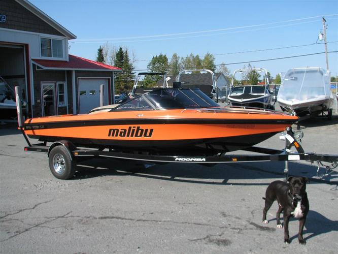 Malibu Sportster Lx 23 500 For Sale In St Clements Ontario Boatverse Com