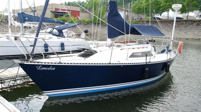 1985 C & C Yachts 27 pieds Mark V Mark 5 - CHARNY