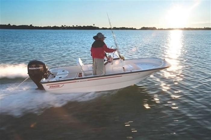 2014 Boston Whaler 150 MONTAUK - Rockport
