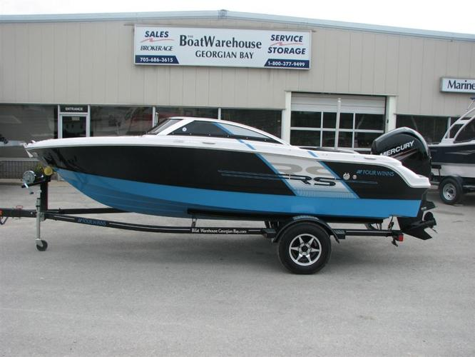 2015 Four Winns H180 RS OB - Coldwater $33,547