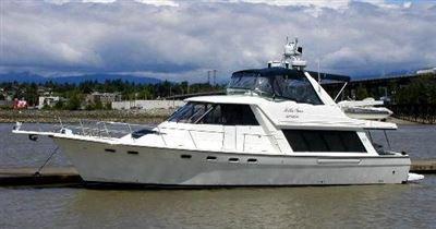 2002 Bayliner 4788 Pilothouse, $329,000