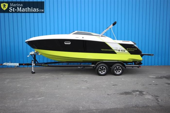 2014 Four Winns 265 RS - St-Mathias-Sur-Richelieu
