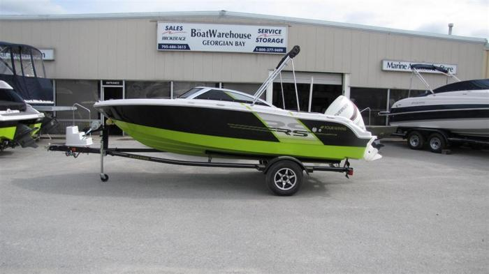 2015 Four Winns H180 RS OB - Coldwater