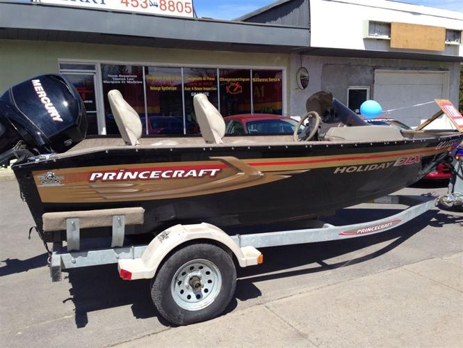 2009 Princecraft HOLIDAY DLX SC - PINCOURT