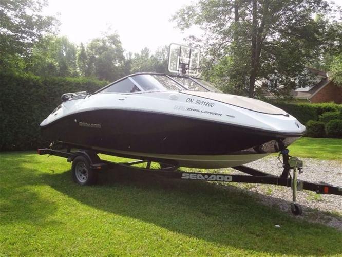 2012 Sea-Doo/BRP challenger 180 SE, $27,500 - INNISFIL