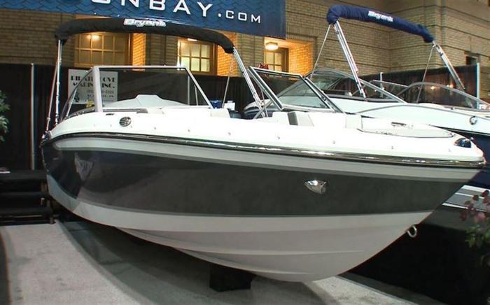 2015 Bryant Boats Speranza - Mactier