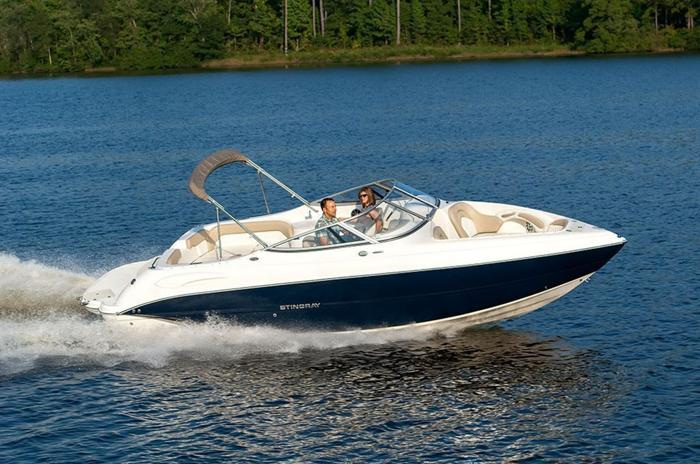 2015 Stingray Boat Co 250LR SPORT BOAT - Kingston