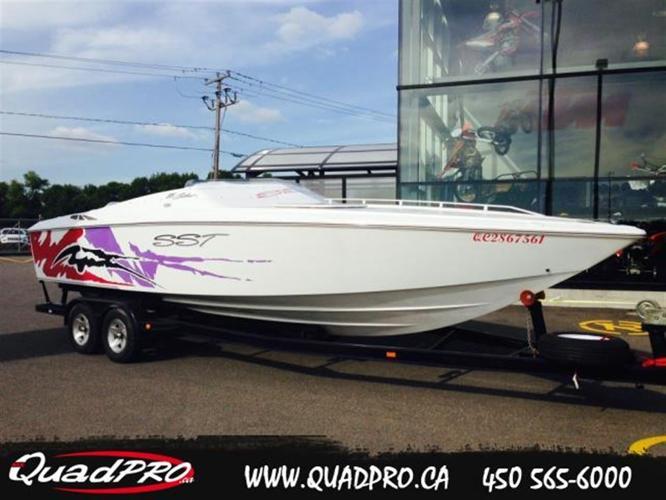 2003 Baja Boats OUTLAW 25 SST - 108$/SEM - Trois-Rivières