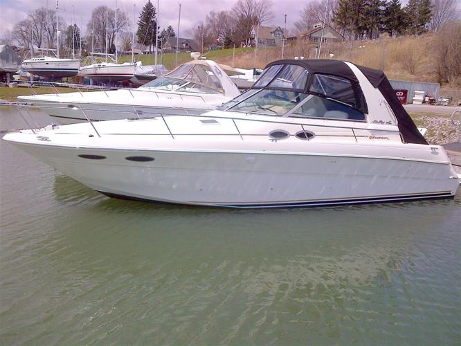 2001 Sea Ray 310 Sundancer - SIMCOE